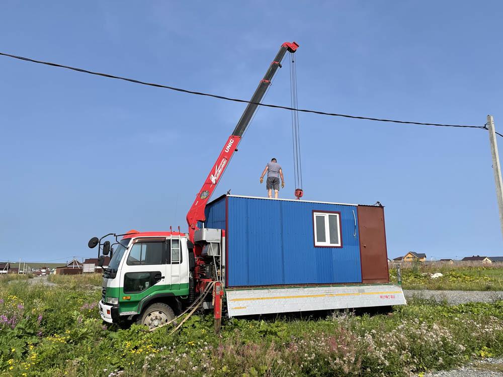В посёлке «Новые Мельники» начала работу строительно-инвестиционная компания.